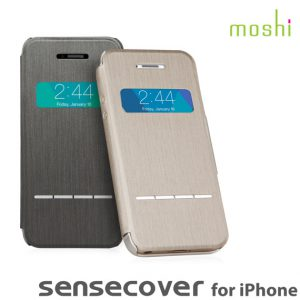moshi SenseCover for iPhone SE/5s/5