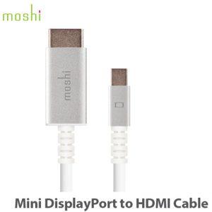 moshi Mini DisplayPort to HDMI Cable (4K)