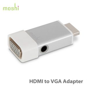 moshi HDMI to VGA adapter