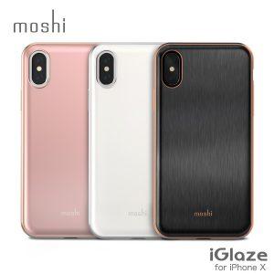 moshi iGlaze for iPhone X