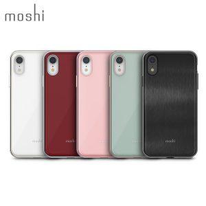 moshi iGlaze for iPhone XR
