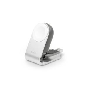 moshi Flekto (折りたたみ式コンパクトApple Watchチャージャー)